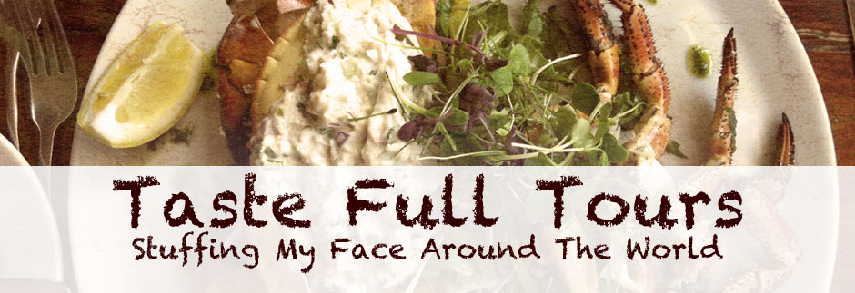 Taste Full Tours Logo