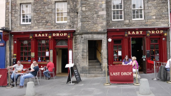 last_drop_edinburgh