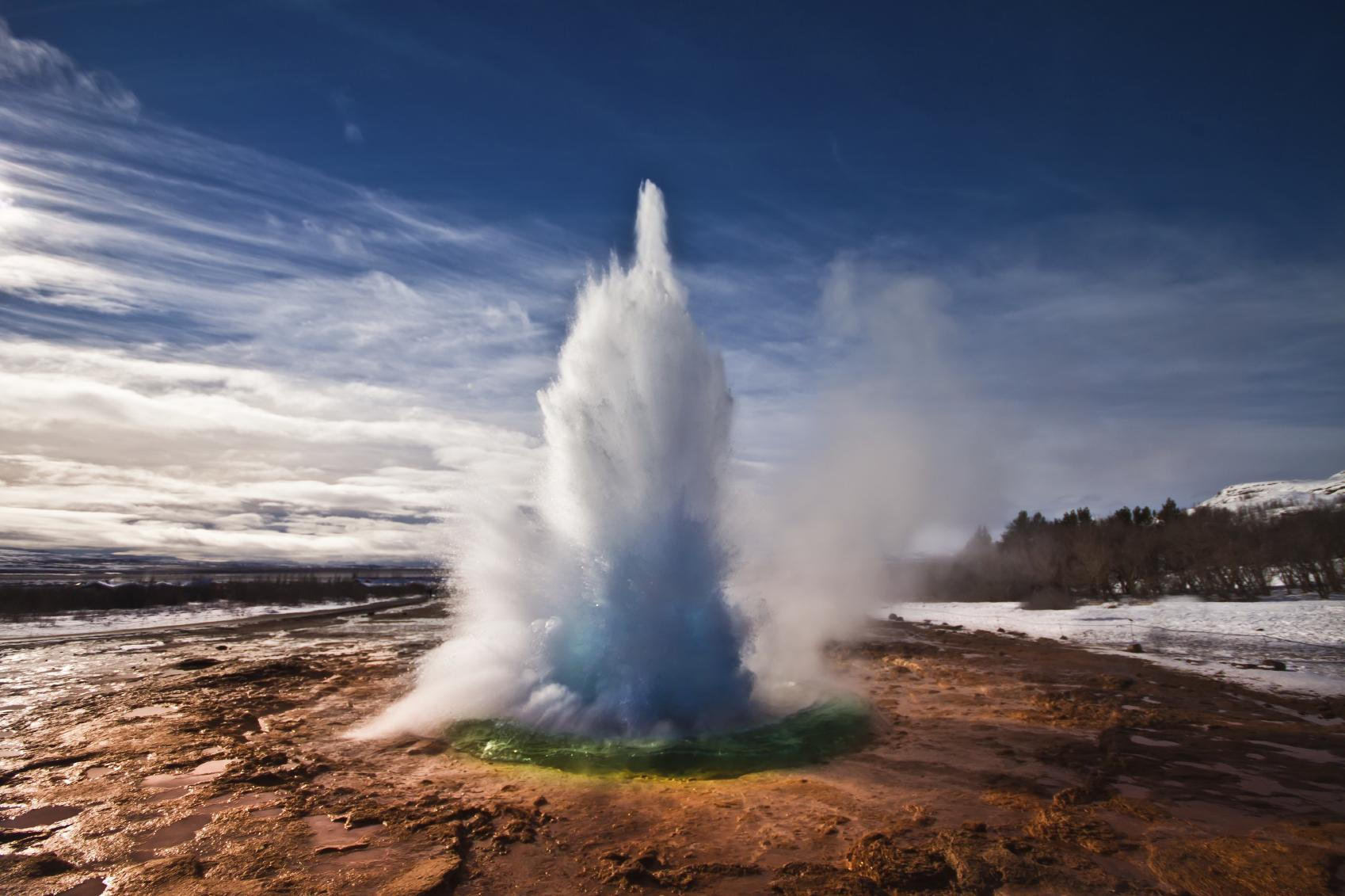 Iceland's Top 5 Geothermal Attractions1