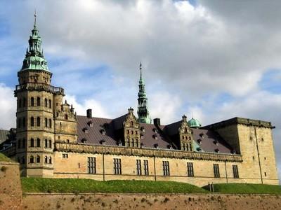 Kronborg-Castle